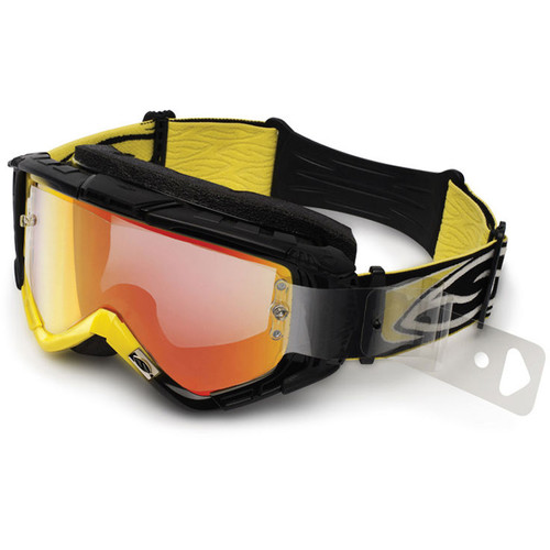 Smith Optics Laminated Tear-Offs for Fuel Off Road Goggles (Stack of 12)