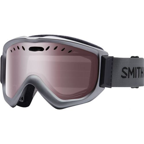 Smith Optics Knowledge OTG Snow Goggle (Graphite Frame, Ignitor Mirror Lens)