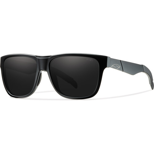 Smith Optics Lowdown Sunglasses (Impossibly Black - Blackout Carbonic TLT)