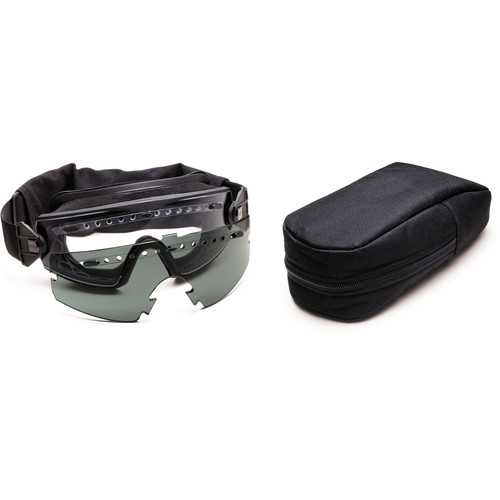 Smith Optics LoPro Regulator Tactical Goggle - Field Kit - (Black)