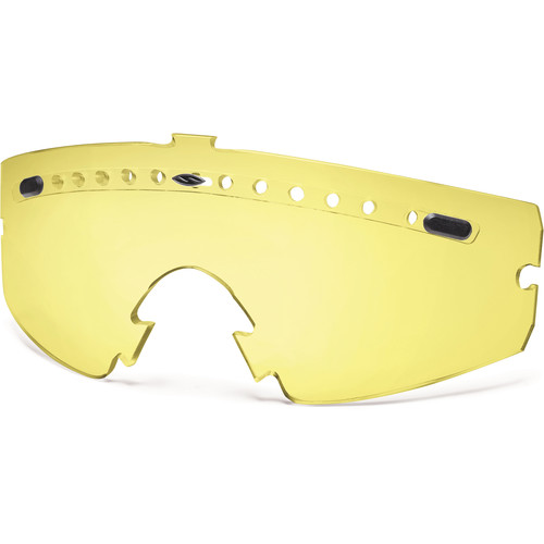 Smith Optics Lowpro Regulator Goggle Replacement Lenses (Yellow)