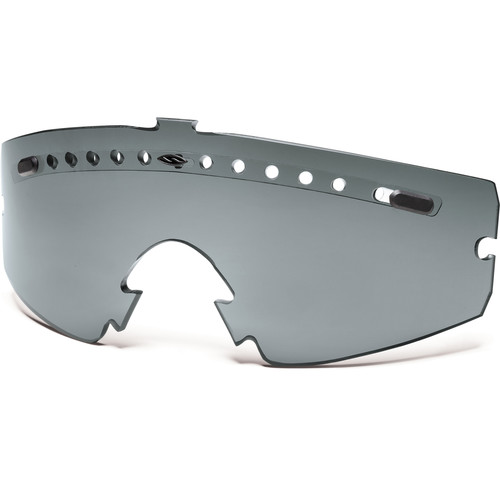 Smith Optics Lowpro Regulator Goggle Replacement Lenses (Gray)