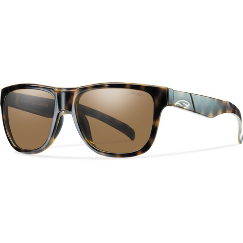 Smith Optics Lowdown Slim Sunglasses (Tortoise - Polar Brown Carbonic TLT)