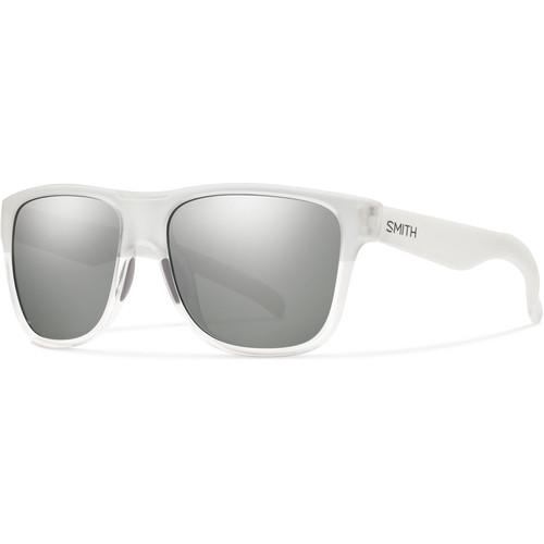Smith Optics Lowdown XL Men's Sunglasses with Super Platinum Lenses (Crystal Split Frame)