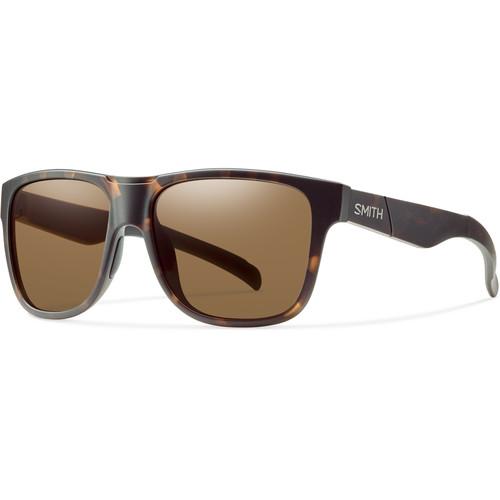 Smith Optics Lowdown XL Men's Sunglasses with Polarized Brown Lenses (Matte Tortoise Frame)