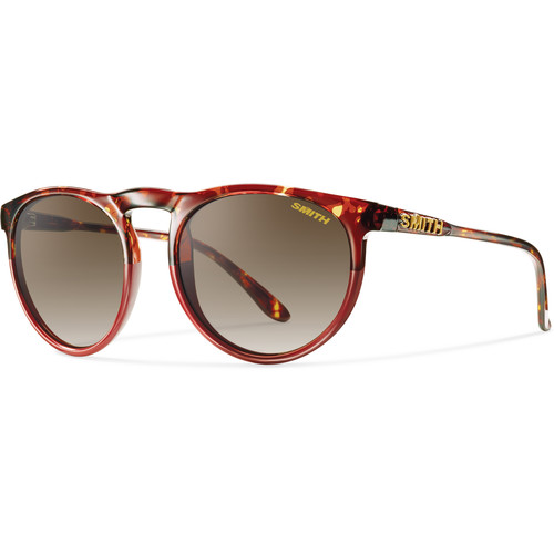Smith Optics Men's Marvine Sunglasses (Brown Gradient Lenses / Tortoise Red Frames)
