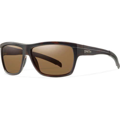 Smith Optics Men's Mastermind Sunglasses (ChromaPop Polarized Brown Lenses / Matte Tortoise Frames)