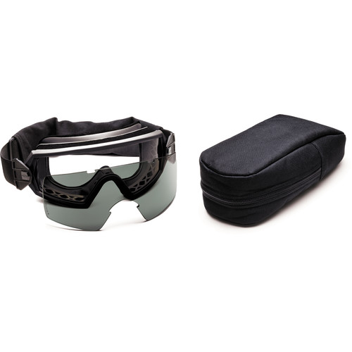 Smith Optics Outside the Wire (OTW) Tactical Goggle - Field Kit - (Black)