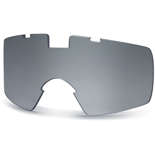 Smith Optics Outside the Wire (OTW) Turbo Fan Replacement Lens (Gray)