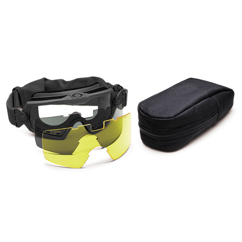 Smith Optics Outside the Wire (OTW) Turbo Fan Tactical Goggle - Field Kit (Black)
