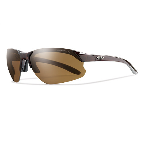 Smith Optics Parallel D Max Sunglasses (Brown - Polarized Brown/Ignitor/Clear)
