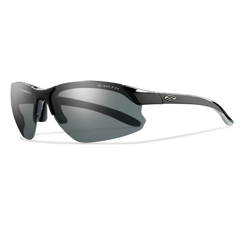 Smith Optics Parallel D Max Sunglasses (Black - Polarized Gray/Ignitor/Clear)