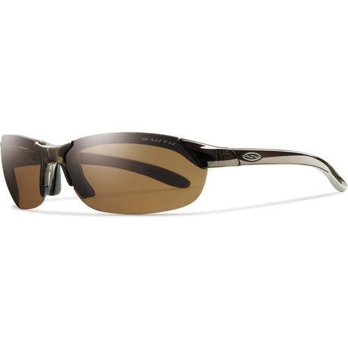 Smith Optics Parallel Sunglasses (Brown - Polarized Brown/Ignitor/Clear)