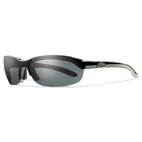Smith Optics Parallel Sunglasses (Black - Polarized Gray/Ignitor/Clear)
