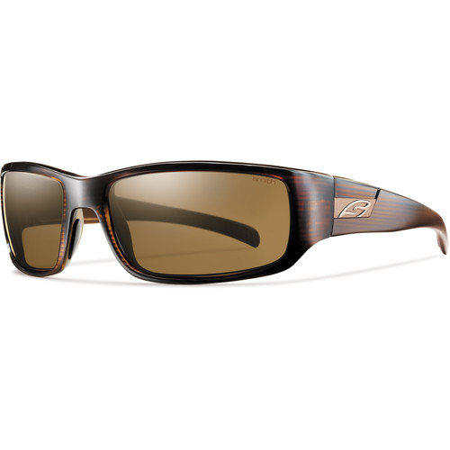 Smith Optics Prospect Sunglasses (Brown Stripe - Polarized Brown Carbonic TLT)