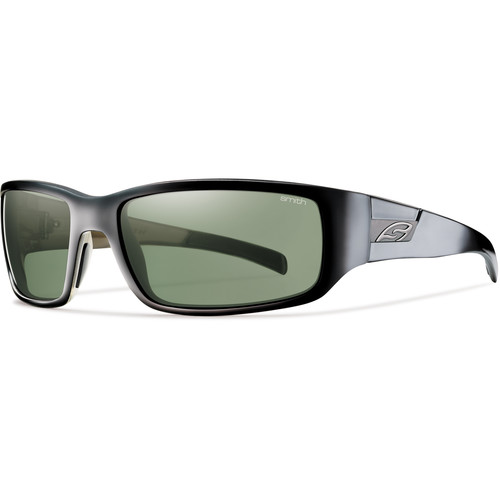 Smith Optics Prospect Sunglasses (Matte Black - Polarized Gray Green Carbonic TLT)