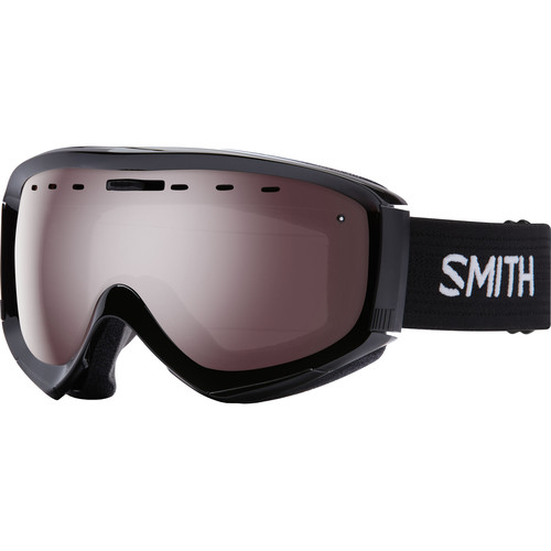 Smith Optics Prophecy OTG Snow Goggle (Black Frame, Ignitor Mirror Lens)