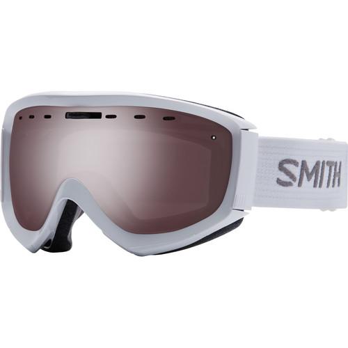 Smith Optics Prophecy OTG Snow Goggle (White Frame, Ignitor Mirror Lens)