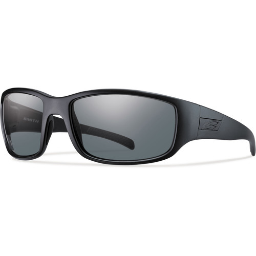 Smith Optics Prospect Tactical Sunglasses (Black - Gray Lens)