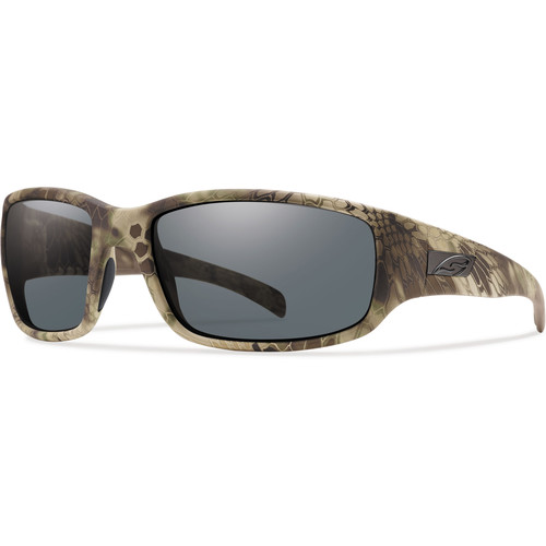 Smith Optics Prospect Tactical Sunglasses (Kryptek Highlander - Gray Lens)