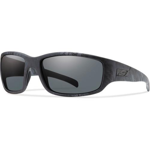 Smith Optics Prospect Tactical Sunglasses (Kryptek Typhoon - Gray Lens)