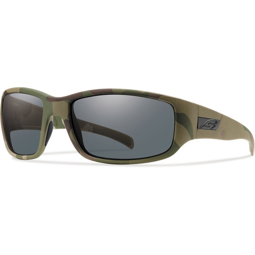 Smith Optics Prospect Tactical Sunglasses (MultiCam - Gray Lens)