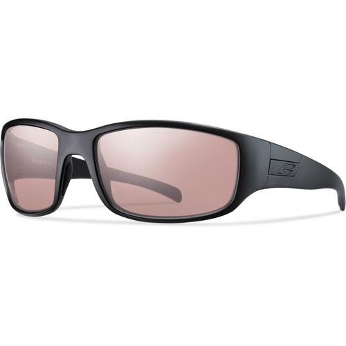 Smith Optics Prospect Tactical Sunglasses (Black - Ignitor Mirror Lens)