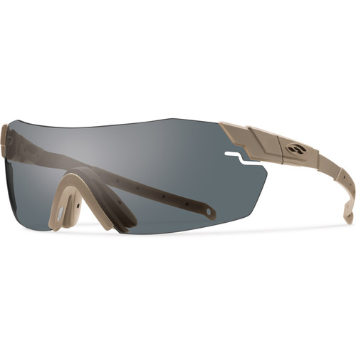 Smith Optics PivLock Echo Elite Eyeshield (Tan 499)