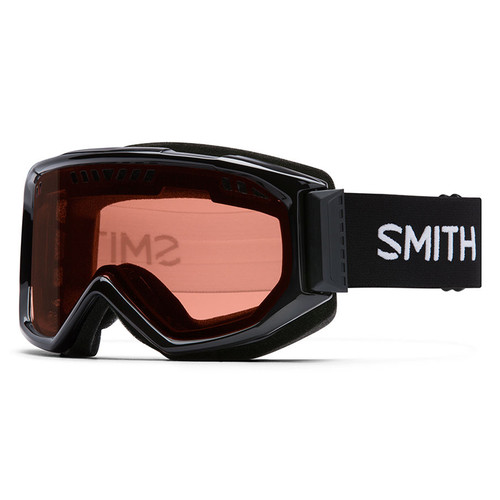 Smith Optics Medium-Fit Scope Snow Goggle (Black Frames, RC36 Lenses)