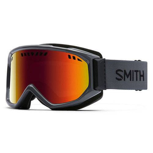 Smith Optics Medium-Fit Scope Snow Goggle (Charcoal Frames, RC36 Lenses)