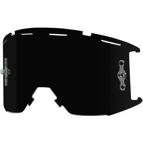 Smith Optics Squad MTB Goggle Replacement Lens (Blackout)