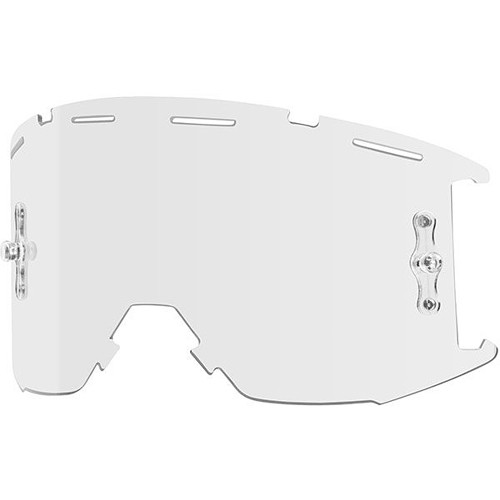 Smith Optics Squad MTB Goggle Replacement Lens (Clear)