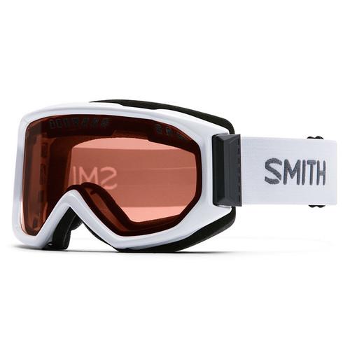 Smith Optics Women's-Fit Transit Snow Goggles (White Frames, RC36 Lenses)