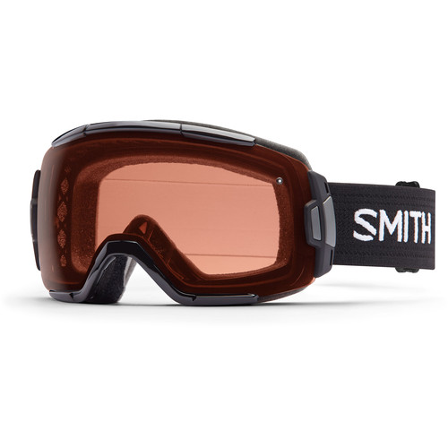 Smith Optics Medium-Fit Vice Snow Goggle (Black Frame, RC36 Lens)