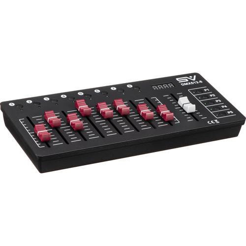 Smith-Victor DMX-512-8 Controller