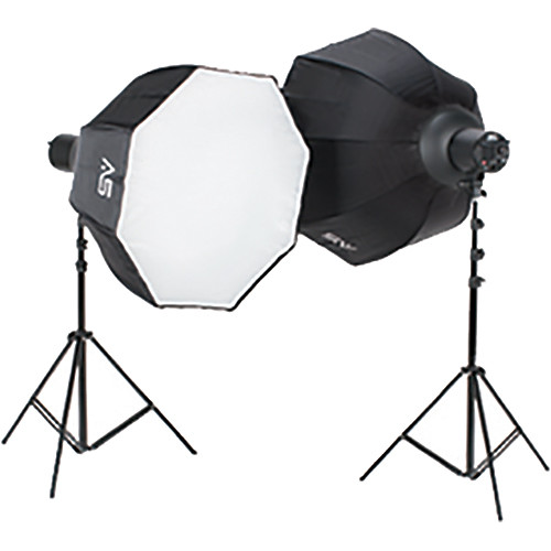 Smith-Victor Cine-Flood LED 3000 2-Light Kit