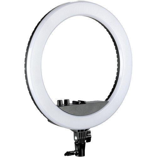 "Smith-Victor LED Ring Light (13.5"")"