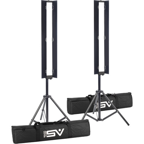 "Smith-Victor ACIES 32K Pro Series Soft LED 2-Light Kit (32"")"