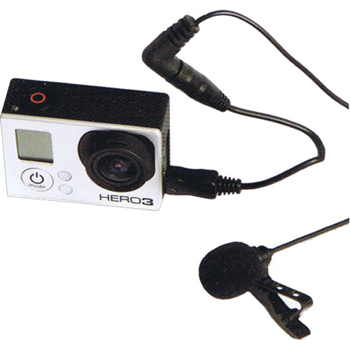 Smith-Victor LVMGP - GoPro Lavalier Microphone