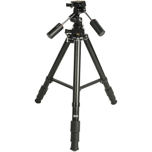 Smith-Victor Pro-4500 Tripod with Pro-4A 3-Way Pan Head
