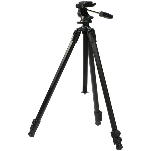 Smith-Victor 720H Hybrid Tripod with 3-Way Panhead