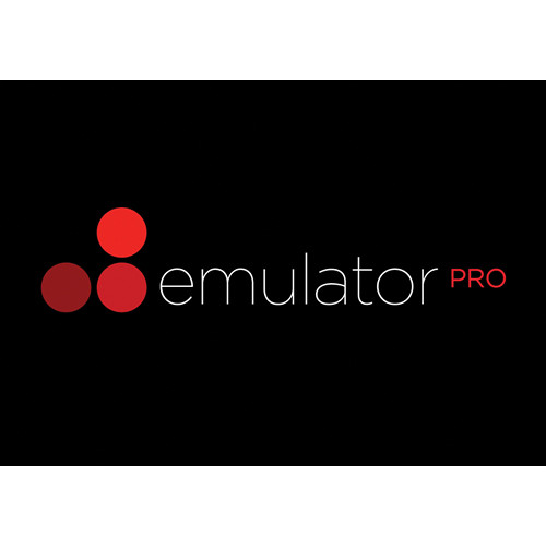 Smithson Martin Emulator Pro Software (Lifetime License)
