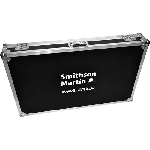 """Smithson Martin Road Case for 46"""" Emulator Dual View System Screen"""