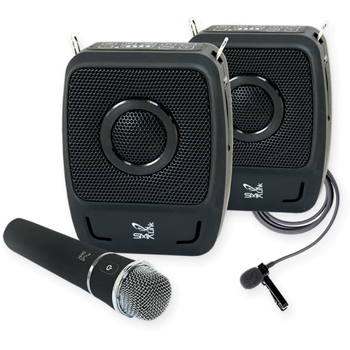 Smk-link VP3450 GoSpeak Duet Ultra-Portable Wireless Personal PA System