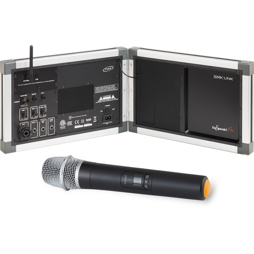 Smk-link GoSpeak! Pro Ultra-Portable PA System with Wireless Handheld Microphone