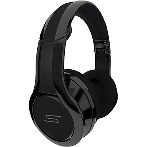 SMS Audio Street by 50 Wired DJ Headphones (Black)