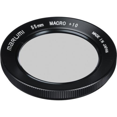 Snake River Prototyping Marumi 55mm Macro +10 Filter