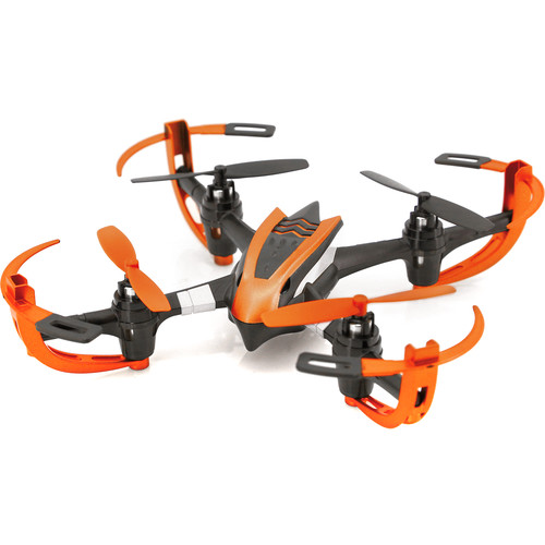 snakebyte Zoopa Q155 roonin Quadcopter (Black/Orange)