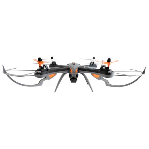 snakebyte Zoopa Q600 Mantis 3D Quadcopter (Black/Orange/White)