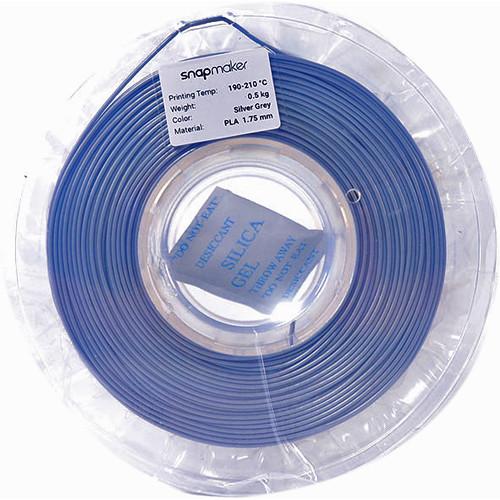 Snapmaker 1.75mm PLA Filament (500g, Gray)